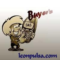 Cara Setting SMS Buyer Leon Pulsa
